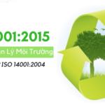 tổng quan về tiêu chuẩn iso 14001:2015