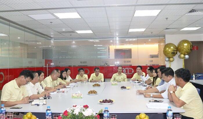 Đào tạo ISO 9001:2015 cho Công ty Cổ phần CDC Hà Nội
