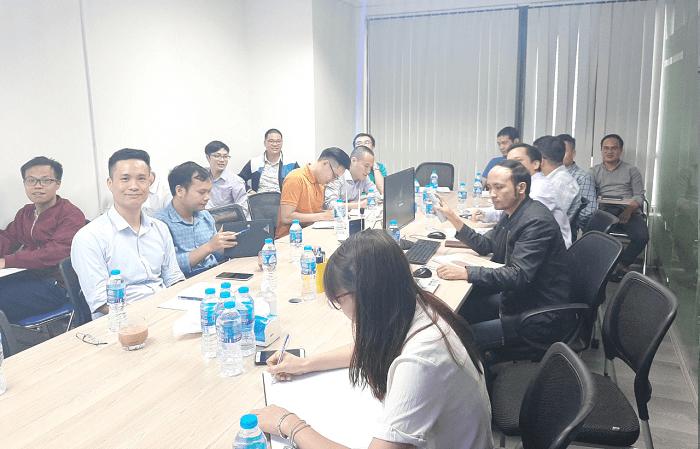 Đào tạo ISO 9001:2015 cho Công ty TNHH KPEG Việt Nam