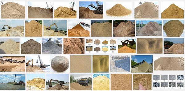 chứng nhận hợp quy cát, sỏi