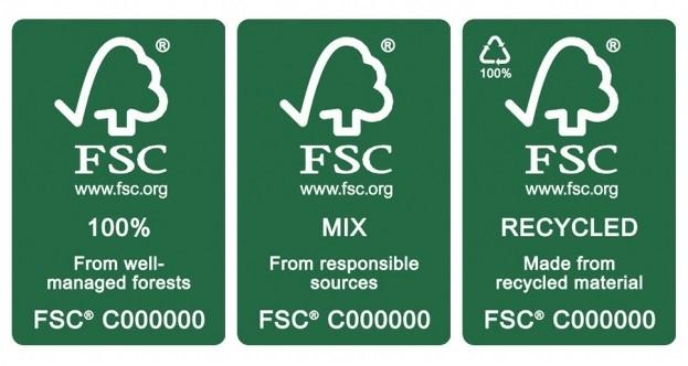 logo chứng nhận fsc