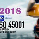 chứng nhận ISO 45001:2018