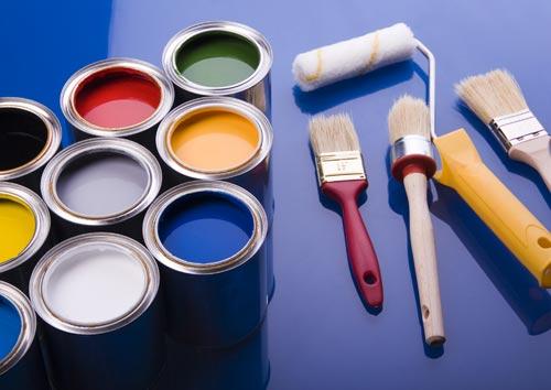Hợp quy sản phẩm sơn, vật liệu chống thấm và vật liệu xảm khe