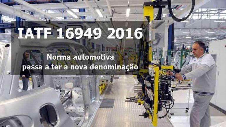 Tư Vấn IATF 16949:2016 – Bộ tiêu chuẩn về linh kiện OTO