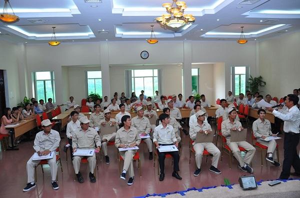 Đào tạo huấn luyện an toàn vệ sinh lao động nhóm 6