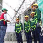 huấn luyện a toàn lao động nhóm 1