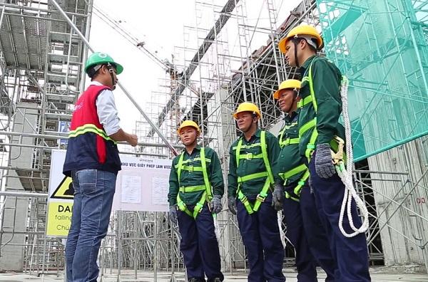 Huấn luyện an toàn vệ sinh lao động nhóm 1