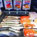 cá hồi đạt chứng nhận asc